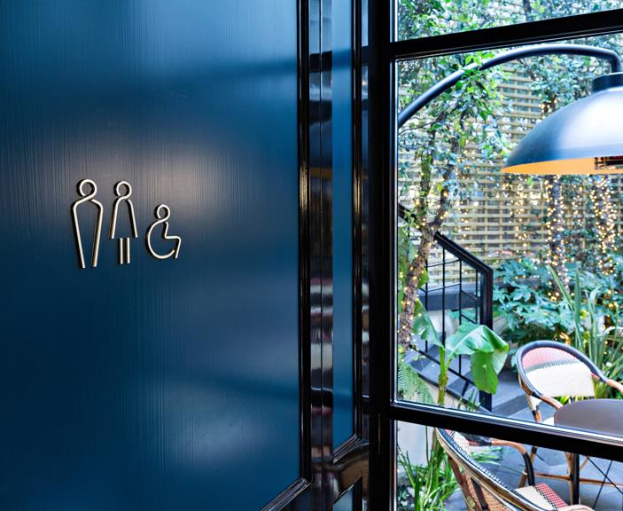 Hotel Boutet Restaurant