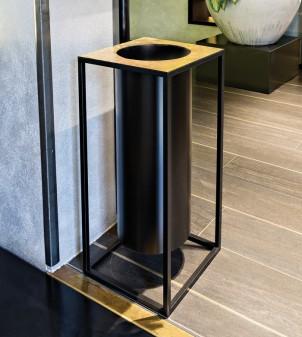 Designer-Papierkorb für Hotel von APIR