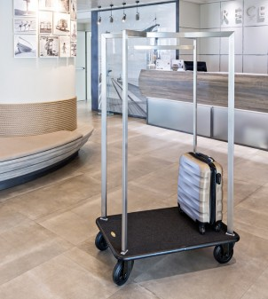 Kofferwagen GRECO - Hotelbedarf APIR