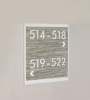Hinweisschilder nach Maß aus Plexiglas - APIR