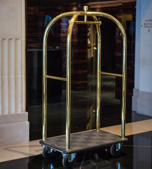 Hotel Kofferwagen - Foyer und öffentlicher Bereich