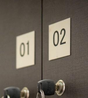 Leitsystem für Innenräume