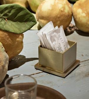 Tee- und Zuckerbeutel-Spender - APIR