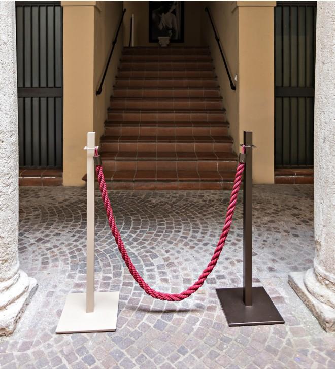 Abgrenzungssystem 'Divido' für Hotel