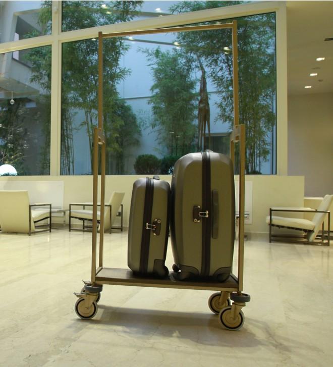 Gepäckwagen Hotel