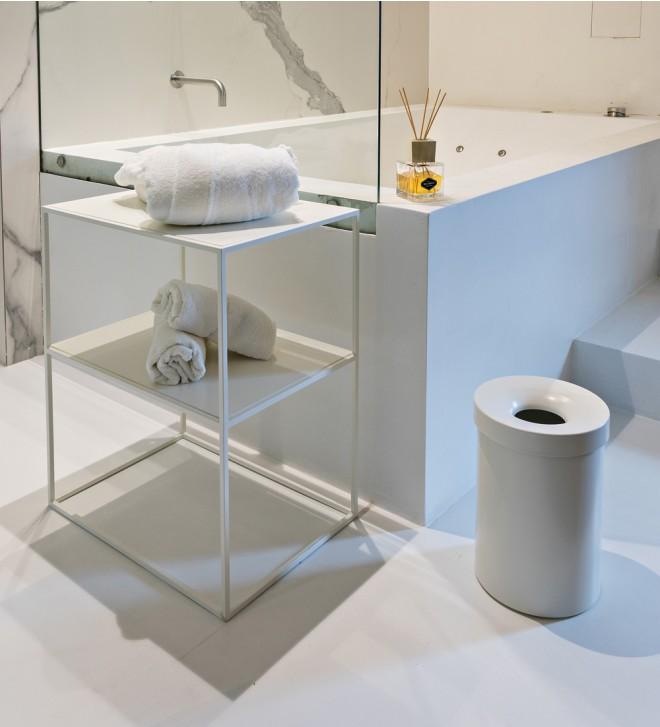 Kleiner Badezimmerschrank