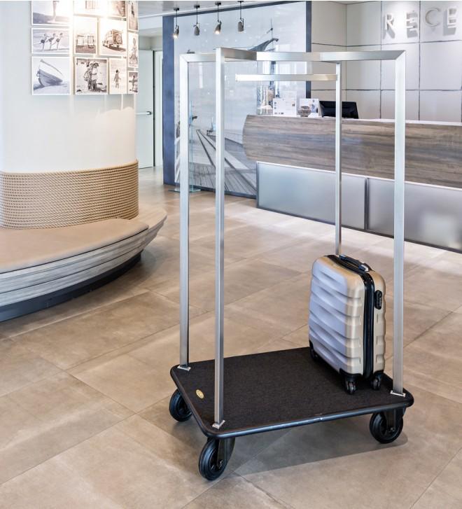 Kofferwagen für Hotels