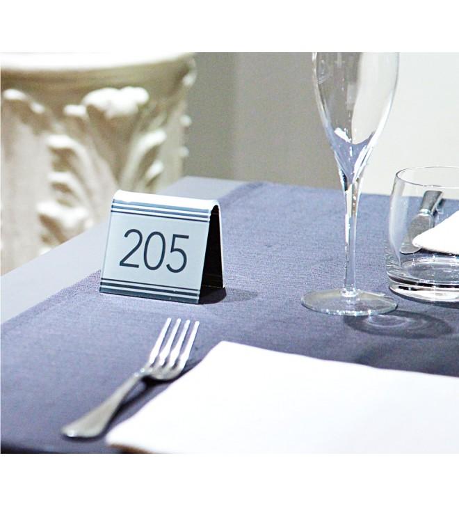 Träger für Tischnummerierung 'Lambda-Cla'