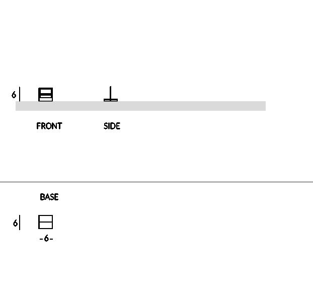 Designer-Tischkartenhalter