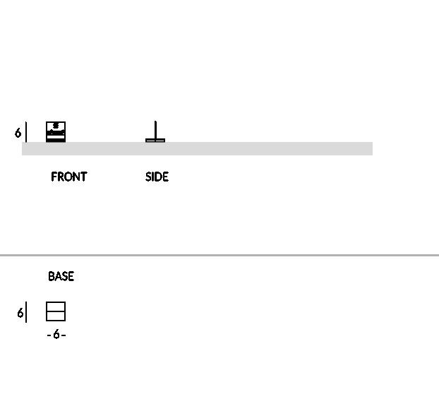 Tischkartenhalter mit Firmen-Gravur