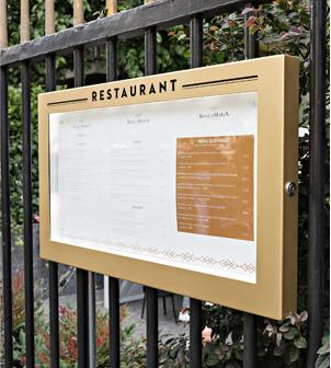 Restaurantbedarf  Restaurant